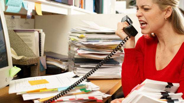 10 great ways to avoid stress at work