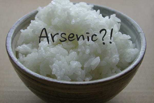 Feeding Rice to Your Baby Can be the Same as Feeding Arsenic