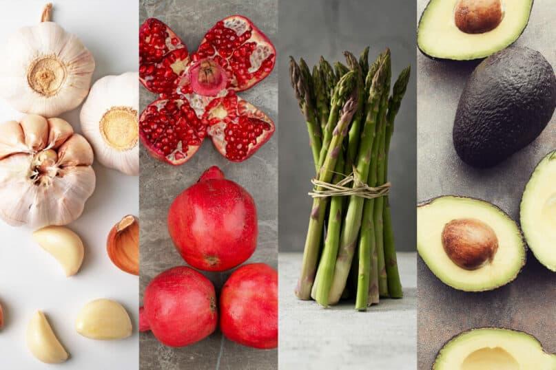 30 Best Foods That Help Unclog Arteries