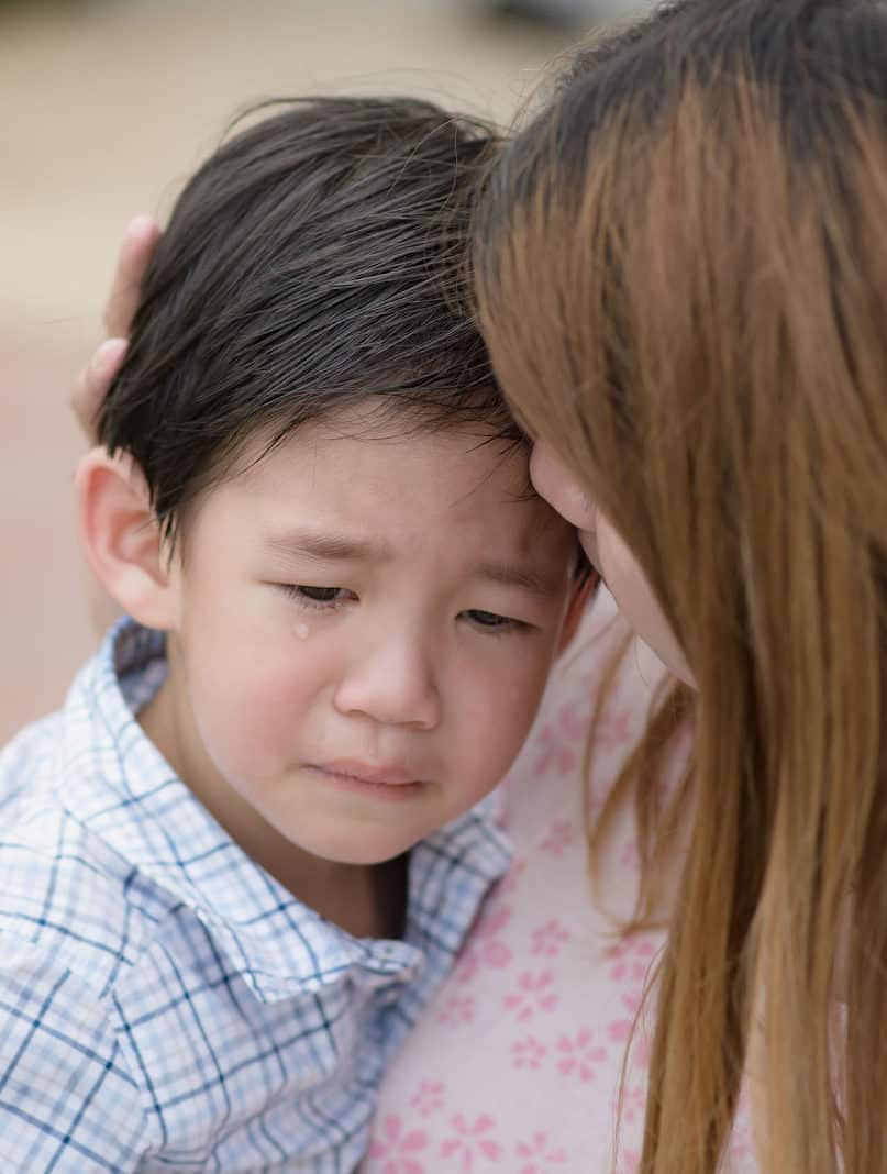 Warning Signs of Anxiety in Kids