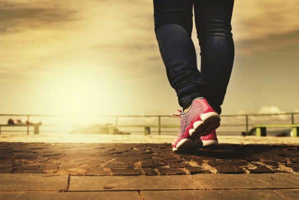 Why Something as Simple as Walking Can Change Everything