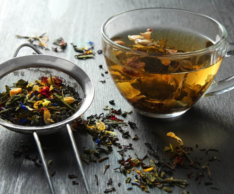 The Many Benefits of Drinking Green Tea