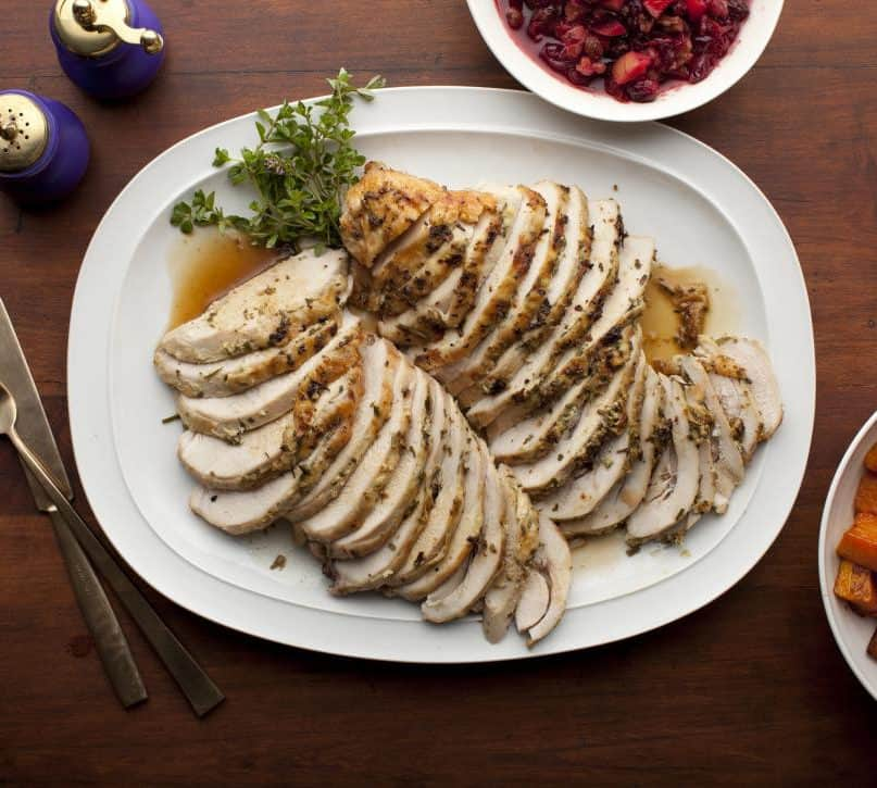 40 Fast and Easy Dishes for a Healthy Thanksgiving