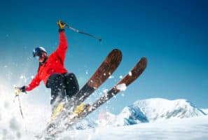 Turns Out Skiing Can Improve Overall Health