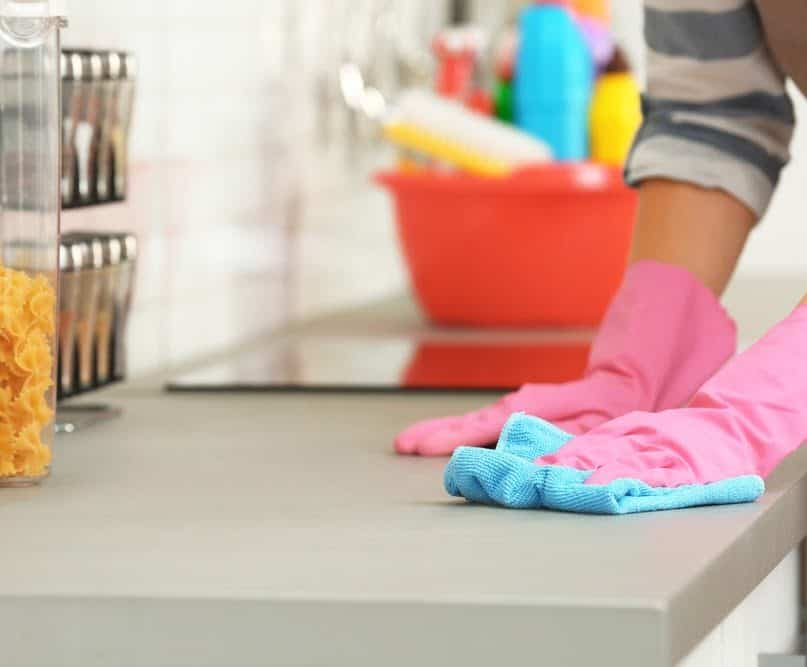 Here's How to Disinfect a Home After the Flu and Keep Everyone Else Healthy