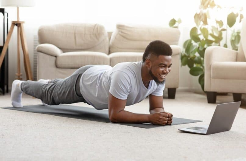 The Best Workout Practices for Home Fitness In 2020